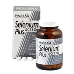 Health Aid Selenium Plus 60 ταμπλέτες
