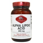 Olympian Labs Super Alpha Lipoic Acid 400mg 60 ταμπλέτες