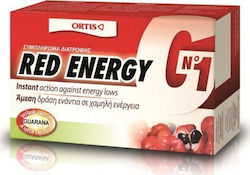 Ortis Red Energy 18 ταμπλέτες
