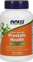 Now Foods Prostate Health Clinical Strength 90 μαλακές κάψουλες