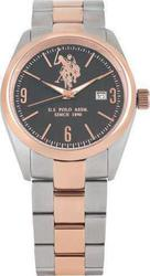 U.S. Polo Assn. Two Tone Stainless Steel Bracelet USP4189GY