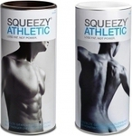 Squeezy Athletic Chocolate 675gr