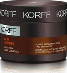 Korff Sun Secret Super Bronzing Cream 150ml