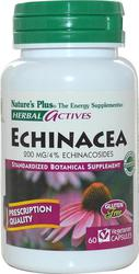 Nature's Plus Echinacea 200mg 60tabs