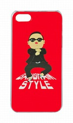 Perimac Gangnam Style Case Red (iPhone 5/5s/SE)