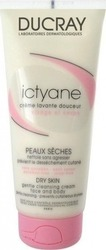 Ducray Ictyane Gentle Cleansing Cream 200ml