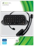 Microsoft Chatpad Keyboard and Headset (XBOX 360)