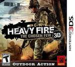 Heavy Fire: Afghanistan - The Chosen Few 3D 3DS