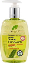Dr.Organic Tea Tree Hand Wash 250ml