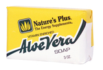 Nature's Plus Aloe Vera Soap 86gr