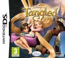 Disney Tangled: The Video Game DS
