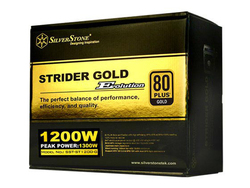 Silverstone Strider Gold Evolution 1200W