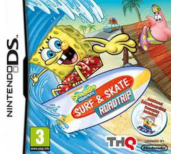 SpongeBob's Surf & Skate Roadtrip DS