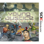 Young Justice Legacy 3DS