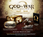God of War: Ascension (Collector's Edition) PS3