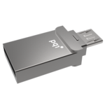 PQI Connect 201 USB 2.0 & micro USB 16GB