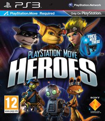 PlayStation Move Heroes PS3