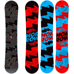 Morrow Truth Snowboard 2014