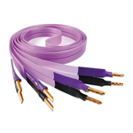 Nordost Purple Flare Loudspeaker Cable 1m Banana