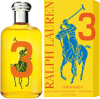 Ralph Lauren Big Pony 3 Yellow Eau de Toilette 100ml