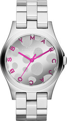 Marc by Marc Jacobs Ladies Henry Watch MBM3266