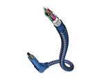Inakustik HDMI 2.0 Premium 180 Cable with Ethernet HDMI male - HDMI male 1m (42311)