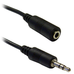 OEM Audio Cable 3.5mm male - 3.5mm female 3m