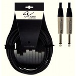 Alpha Audio Instrument Cable 6.3mm male - 6.3mm male 3m (190.800)