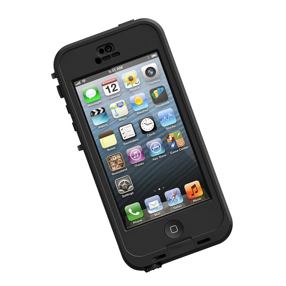 life case iphone 5s lifeproof nuud black iphone 5 5s se skroutz gr 15614