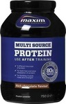 Maxim Multi Source Protein 750gr Σοκολάτα