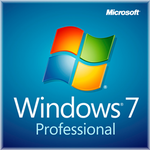 Microsoft Windows 7 Professional SP1 64bit Eng DSP LC