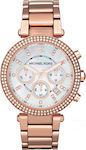 Michael Kors Ladies Parker Chrono Watch