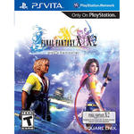 Final Fantasy X / X-2 HD Remaster PSVita