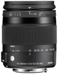 Sigma 18-200mm F3.5-6.3 DC OS HSM (Canon)