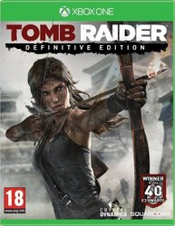 Tomb Raider: Definitive Edition XBOX One