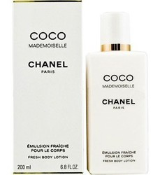 Chanel Coco Madamoiselle Fresh Body Lotion 200ml
