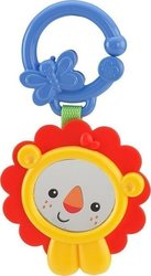 Fisher Price Lion Mirror Teether 0m+ 1τμχ