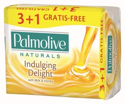 Palmolive Milk & Honey Soaps 3x90gr