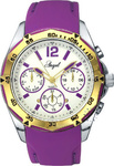 Angel New York Ladies Purple Rubber Strap AR.8128.61.02/PR
