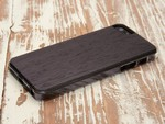 Carved Back Case Reconstituted Ebony Wood (iPhone 5/5s/SE)
