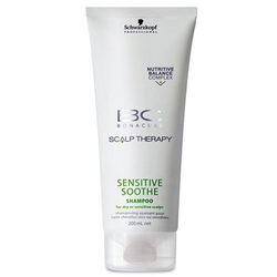 Schwarzkopf Professional BC Scalp Therapy Sensitive Soothe Shampoo 200ml