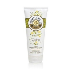 Roger & Gallet Citron Energising Fresh Fragrant Body Lotion Tube 200ml