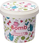 Bomb Cosmetics Cranberry Lime Shower Scrub 365ml