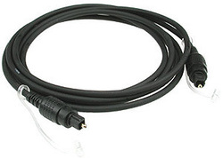 Klotz Digital Optical Audio Cable TOS male - TOS male 5m (FOPTT05)
