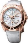Seiko Velatura Ladies Chronograph Diamond SNDX92P2