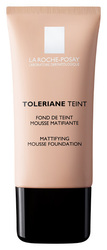 La Roche Posay Toleriane Teint Mattifying Mousse Foundation SPF20 01 Ivory 30ml
