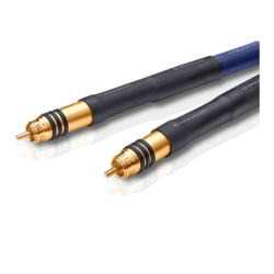 Oehlbach Audio Cable RCA male - RCA male 1m (13112)