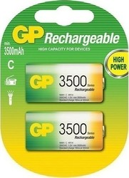 GP Batteries C 3500mAh (2τμχ)