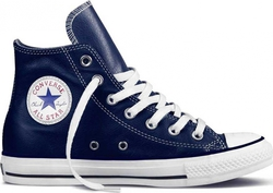 Converse All Star Chuck Taylor Hi Leather Navy 135252C