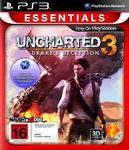 Uncharted 3: Drake's Deception Essentials PS3